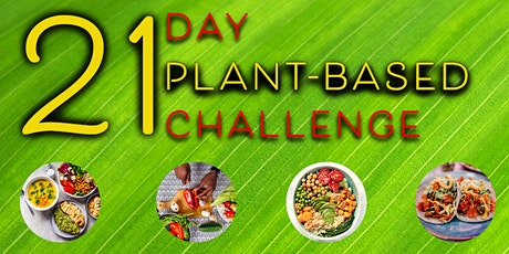 May 21-Day Plant Based Challenge tickets