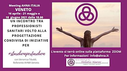 MEETING AHNA Veneto biglietti