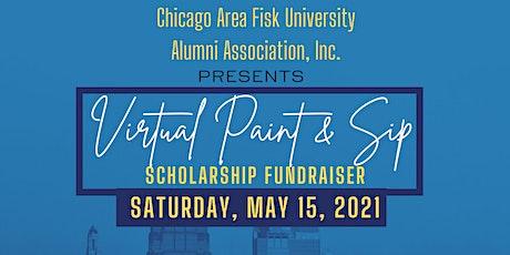 Virtual Paint & Sip Scholarship Fundraiser tickets