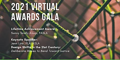 2021 Virtual Potomac ASLA Awards Gala tickets
