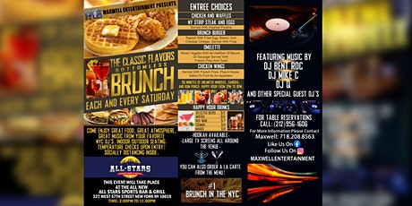 The Classic Flavors Bottomless Brunch tickets