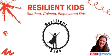 Resilient Kids Virtual Wellness Sessions (GMT) tickets