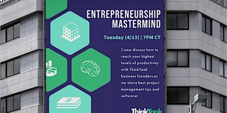Virtual Entrepreneurship Mastermind billets