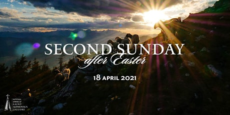 Second Sunday after Easter, 18 April  2021 tickets