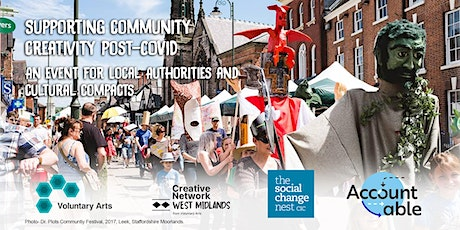 Supporting Grassroots Creativity Post-COVID. tickets