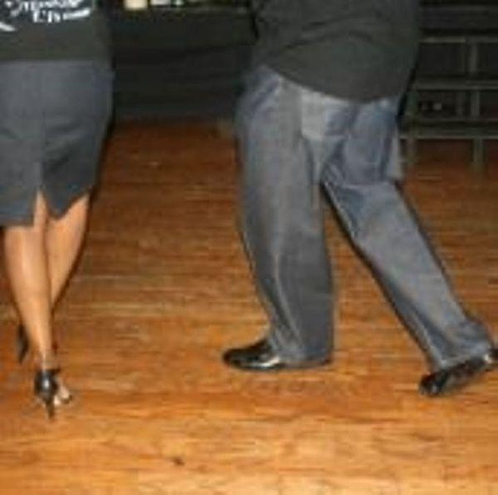 Lumiere Steppers Womens Online Chicago Stepping Class #4 for Beginners image