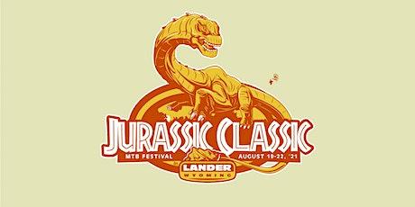 Jurassic Classic Mountain Bike Festival 2021 tickets