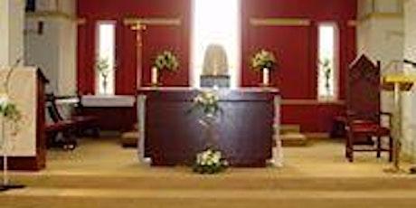 Our Lady & St Mark's  Vigil  Mass   5.30 p.m. Saturday 17th April   2021 tickets
