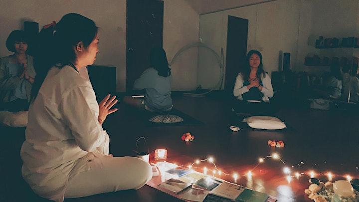 Mindful Relaxation with Reiki Healing & Soundbath image
