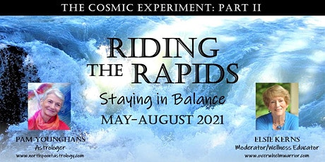 Riding the Rapids ~ Staying in Balance tickets
