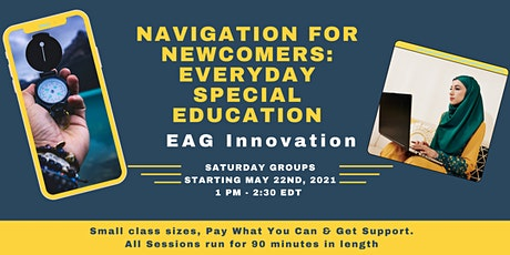 Navigation for Newcomers: Everyday Special Education Resources tickets