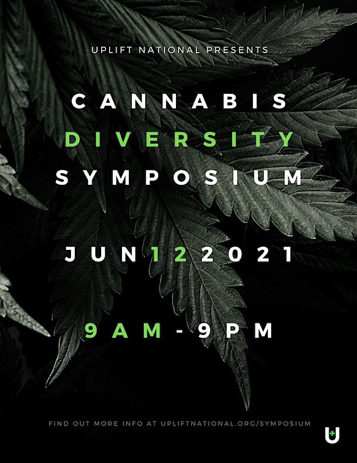 June 12 2021: Cannabis Diversity Symposium