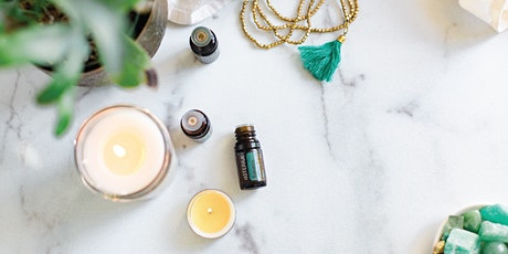 Essential Oils for STRESS tickets
