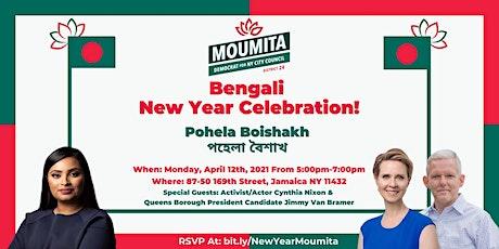 Bengali New Year Celebration! tickets