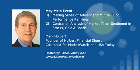 May Main Event: Mark Hulbert on Performance Rankings & Contrarian Analysis tickets