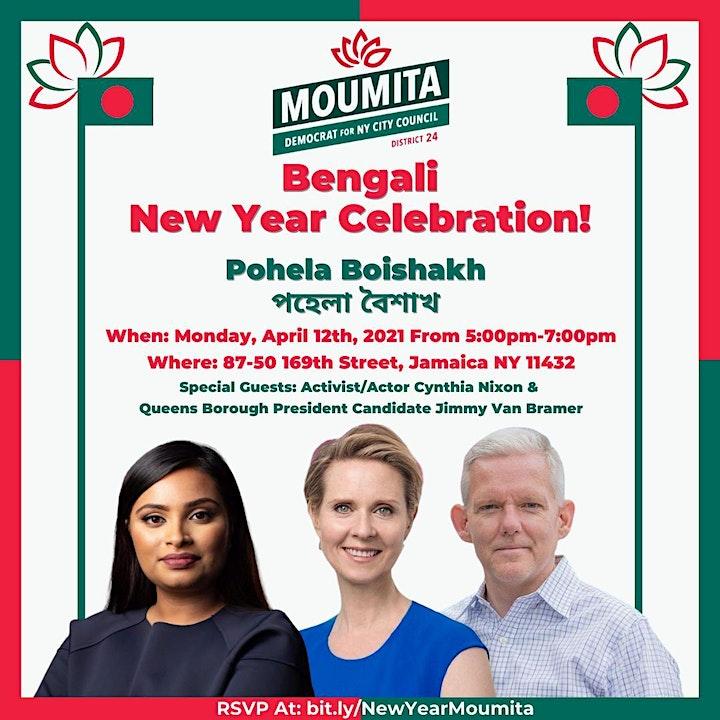 Bengali New Year Celebration! image