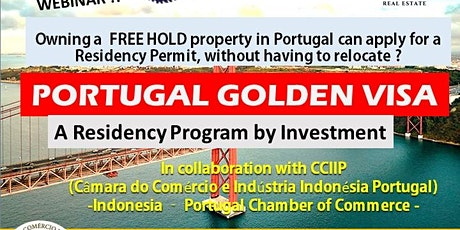 PORTUGAL GOLDEN VISA : A Residency Program without relocation tickets
