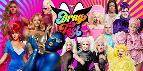 DRAG FEST MANCHESTER (ages 14+) tickets