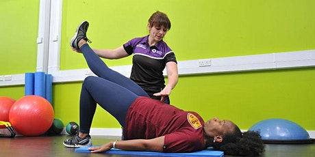 MSc physiotherapy pre-registration programme at Bucks New university tickets