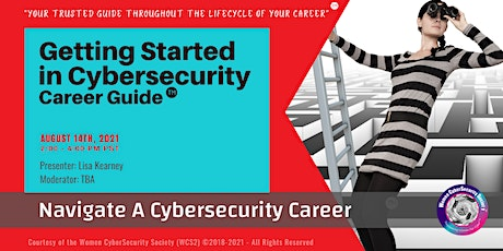 Getting Started in Cybersecurity Career Guide tickets