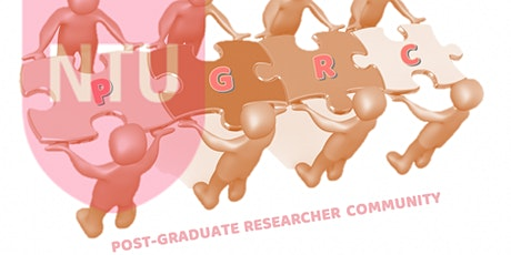 April PGRC - Abstracts and Presenting Research tickets