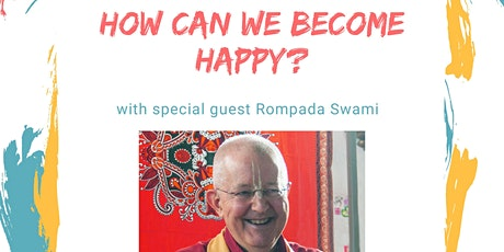 How to become happy? tickets