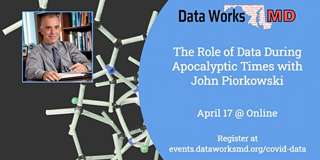 Online: The Role of Data During Apocalyptic Times biglietti