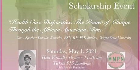 MMPN DETROIT 2021 ANNUAL SCHOLARSHIP EVENT tickets