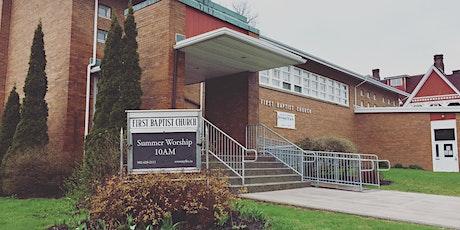 First Baptist Church Sunday Service tickets