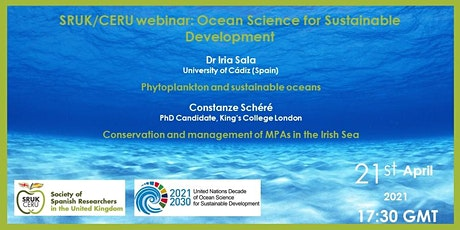 Ocean Science for Sustainable Development tickets