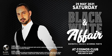 Black & White Affair Bachata, Salsa & Kizomba Party tickets