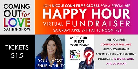 """Coming Out For Love"" Happy Hour Fundraiser tickets"