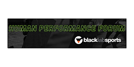 Human Performance Forum | The New Builders tickets