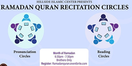 Ramadan Quran Recitation Circles tickets
