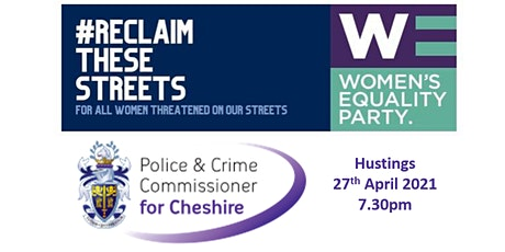 Cheshire Police and Crime Commissioner Hustings tickets