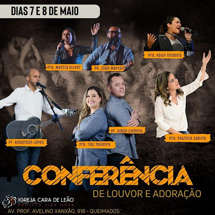 Imagem do evento Conferência de Louvor e Adoração