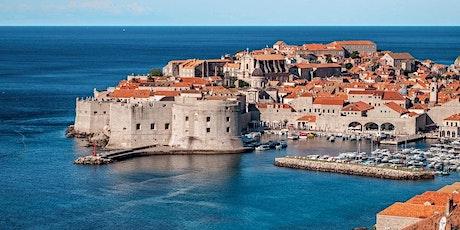 Virtual Vacation: Culinary Croatia tickets