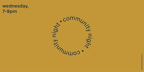 Community Night tickets
