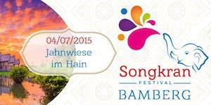 Songkran Tour in Bamberg