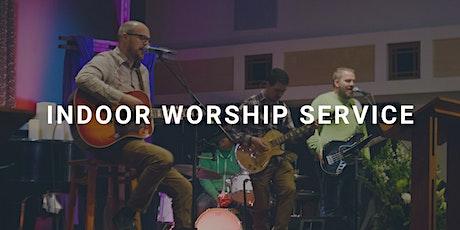 8:00 AM Indoor Worship Service (Apr. 18) tickets