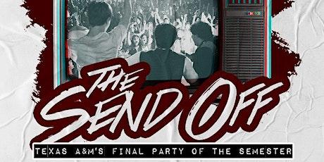 The Send Off @ Z Bar tickets