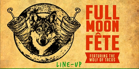 Full Moon Fete tickets
