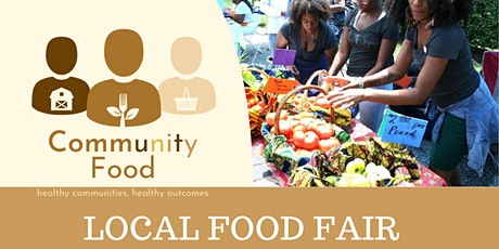 Community Food Fair: Local food, music, and fun! tickets