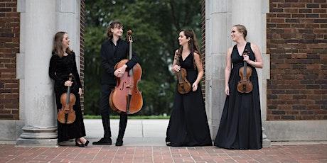 Musicivic Everywhere: Quartet Salonnières  (Fri 7:30 PM ET 4/23/21) tickets