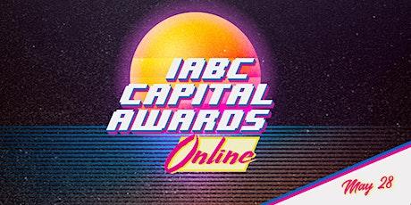 2021 IABC Edmonton Capital Awards tickets