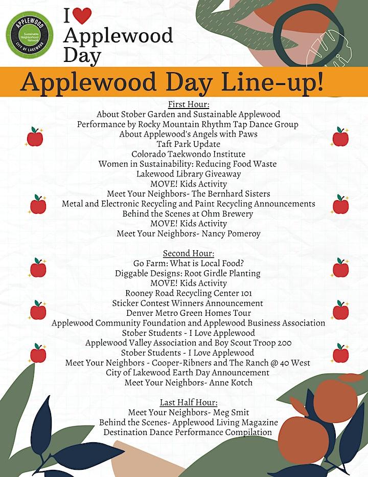 I  Love Applewood Day! image