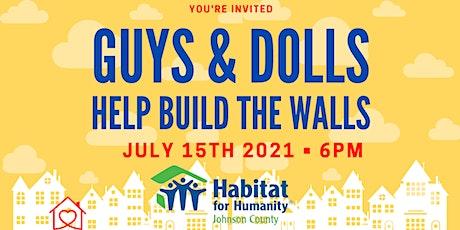 Guys & Dolls Help Build the Walls tickets