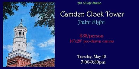 Paint Night: Camden Clock Tower tickets