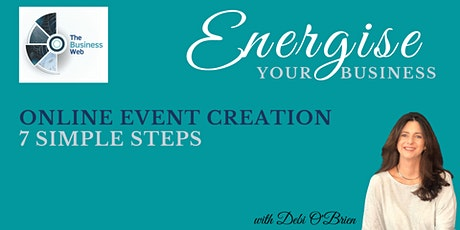 7 Simple Steps to create your online events tickets