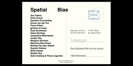 Spatial Bias tickets